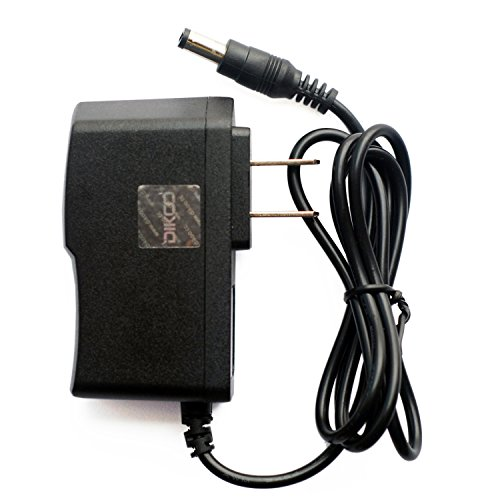 DIKOO AC Power Adapter Output 6V 1A Wall Charger DC Adapter