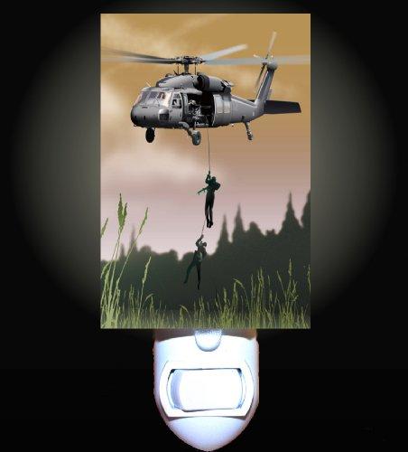 r Decorative Nightlight (Drop Zone Army Navy)