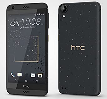 HTC Desire 630 Dual Sim 4G LTE 16 GB with 2 GB Ram   Golden Graphite Smartphones