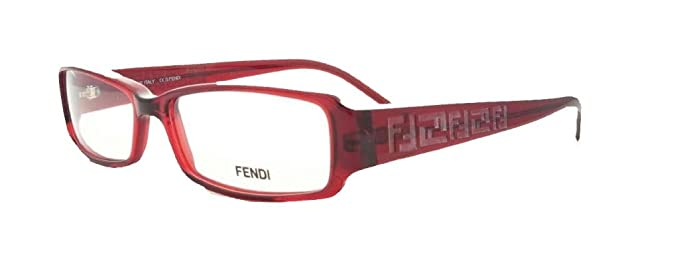 bc0165234135 Image Unavailable. Image not available for. Colour  FENDI 664 618 RX Glasses