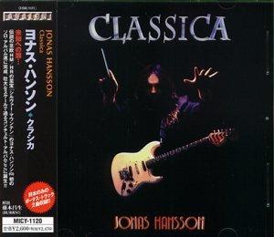 CLASSICA +bonus by JONAS HANSSON (Bonus Jonas Cd)