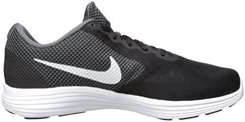 Grey Revolution dark Chaussures 3 Gris black Homme white De Running Nike 6aqw8w
