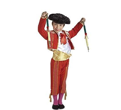 Disfraz de Torero para niños: Amazon.es: Juguetes y juegos