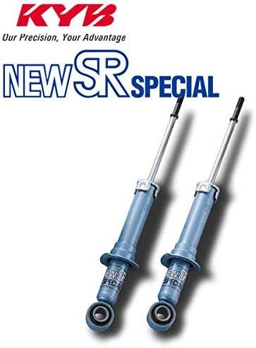 KYB カヤバ ショックアブソーバー ニューSRスペシャル リア 2本セット アスコット CB3 89/09~ DOHC 1100001~ Si0/Si1/Si2