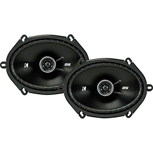 Kicker 43DSC6804 2 Way Coaxial Speakers product image