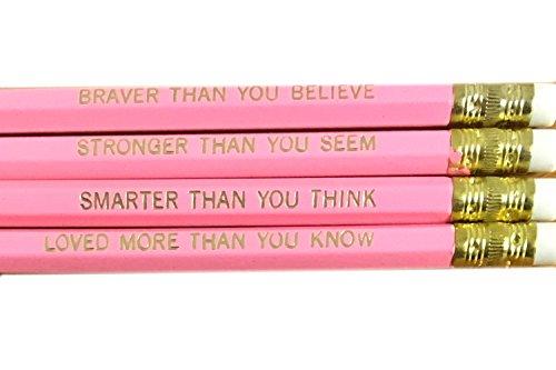 Motivational Pencils - 6