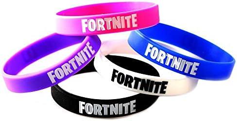 Fortnite Video Game Silicone Wristband Boys//Girls