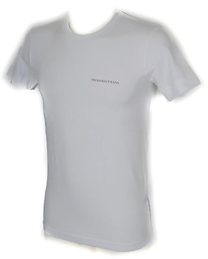 TRUSSARDI JEANS Men's Short Sleeved Round Neck T-Shirt Article TR0007