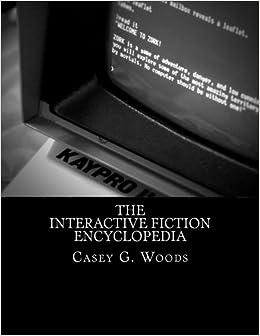 The Interactive Fiction Encyclopedia