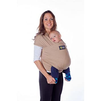 Amazon Com New Boba Wrap In Beige With Matching Carrying Pouch