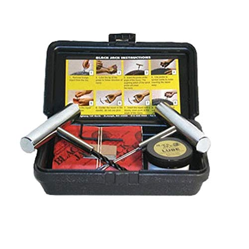 Black Jack BJK20SC Small Repair Kit with Chrome Tools