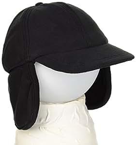 Liberty Mountain Fleece Baseball Cap with Flaps
