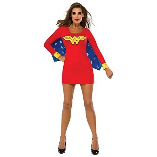 Rubie's DC Superheroes Wonder Woman Adult Wing Dress