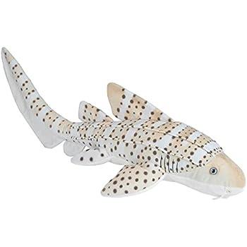 Amazon Com Wild Republic Zebra Shark Plush Stuffed Animal Plush