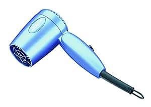Conair Vagabond Compact 1600 Watt Folding Handle Hair Dryer; Blue