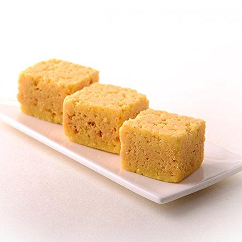 The Grand Sweets (Chennai) Badam Mysore Pak South Indian Sweet Mithai (Best Ghee Brand In Chennai)