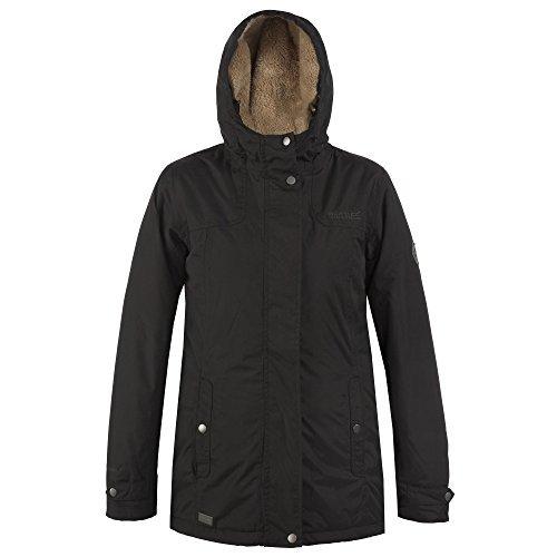 Regatta chaqueta mujeres Brodiaea Negro (Black)