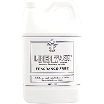 Le Blanc Fragrance Free Linen Wash - 64 FL. OZ, One Pack