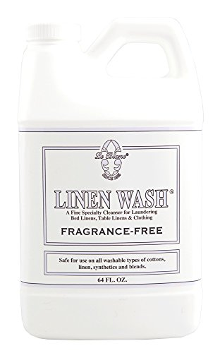 Le Blanc® Fragrance Free Linen Wash - 64 FL. OZ., 3 Pack by Le Blanc