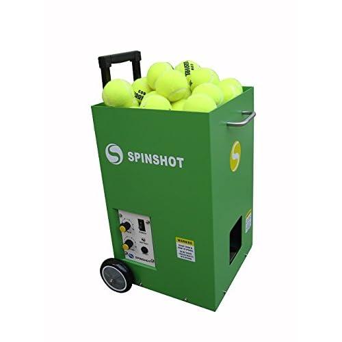 Image of Ball Machines Spinshot Lite Tennis Training Machine Basic Model (Best Model for Junior Player)