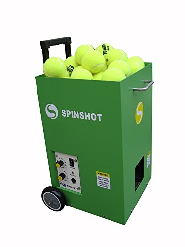 Spinshot Lite Tennis Training Machine Basic Model (Best Model for