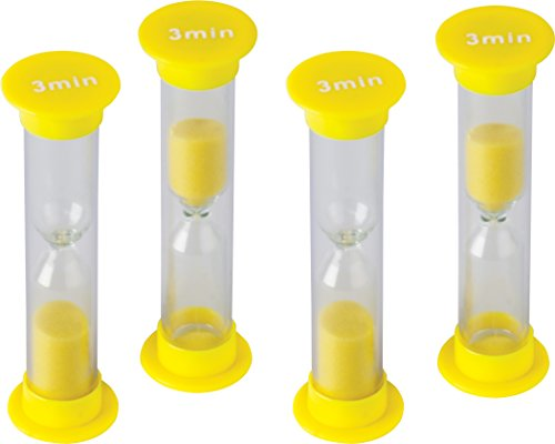 Teacher Created Resources 3 Minute Sand Timer - Small (20661)]()