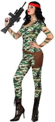 Atosa - Disfraz de rambo para mujer, talla XL (22937): Amazon.es ...