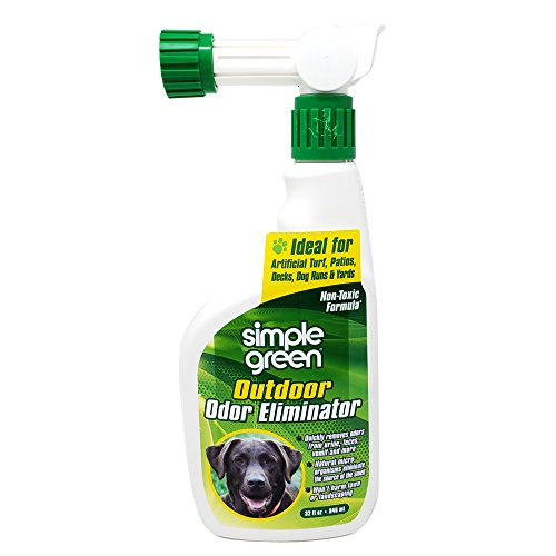 Simple Green Outdoor Odor Eliminator Hose End Sprayer For