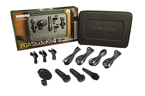 Shure Pg52 Xlr Kick Drum - 8