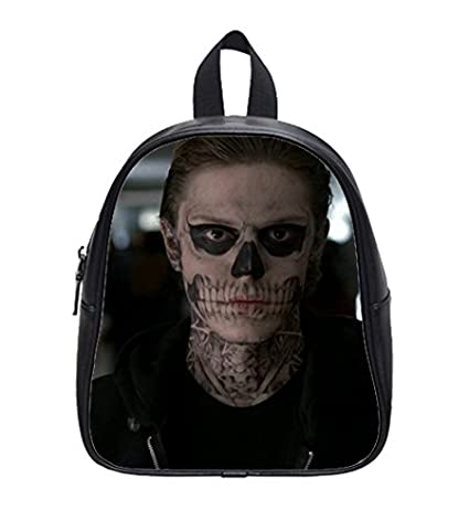 b9c07aa90c American Horror Story Evan Peters Custom School Bag Backpack L   Amazon.co.uk  Baby