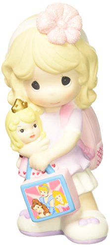 Precious Moments Disney Showcase Collection You're My Little Princess Bisque Porcelain Figurine 163034