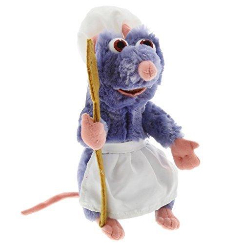 """Disney Parks Exclusive Chef Remy Ratatouille 9"""" Plush Doll"""