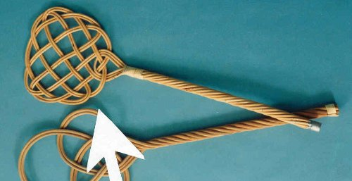 Locker Germany Carpet beater rattan stranded product image
