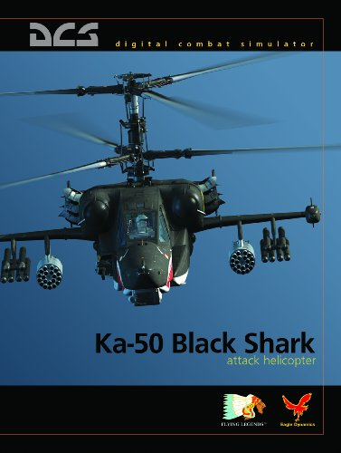 Ka-50 Black Shark: Attack Helicopter by Eagle Dynamics (2009-03-31) ()
