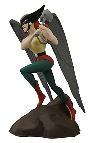 DIAMOND SELECT TOYS DC Gallery Justice League Unlimited Animated Series Hawkgirl PVC Figure