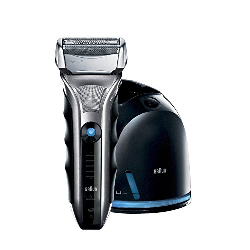 Braun Series 5-565cc Shaver System, Black and Silver