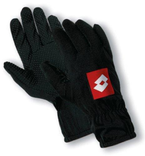 Lotto Spielerhandschuhe Glove Winter II, Herren, schwarz/rot/weiss E4930