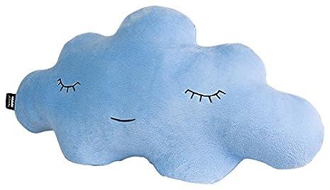 Paparajote Factory Cloud Newborn L Soft Blue Cojín Suave de ...