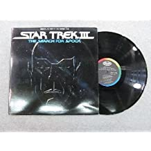star trek iii, the search for spock LP