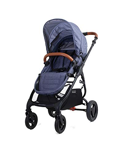 Snap Ultra Trend Lightweight Reversible Stroller (Denim)
