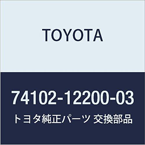 Toyota 74102-12200-03 Ash Receptacle Box Sub Assembly