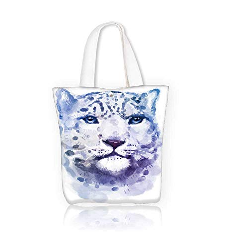 Bag animals women Large Work tote Bag Shoulder Travel Totes Beach W12xH14xD4.7 INCH ()