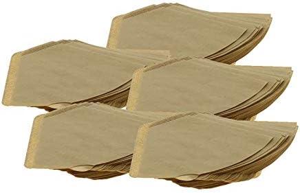 Conos de papel para filtro de cafetera, 200 unidades, tamaño 2 ...