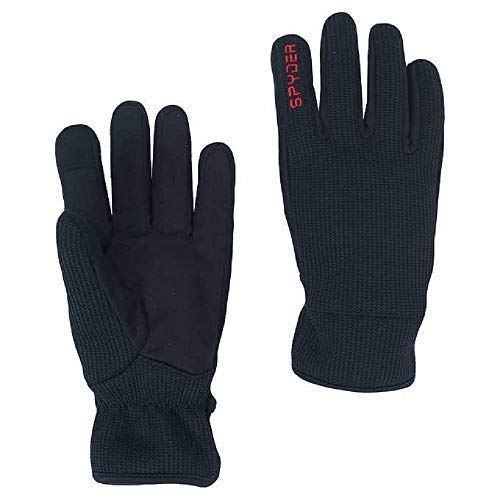 Spyder Core Conduct Glove Conductive Material for Touch Screen Devices (Small)