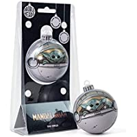 The Bauble Heads Star Wars The Mandalorian 'Baby Yoda / The Child' Christmas Decoration / OrnamentChristmas Bauble