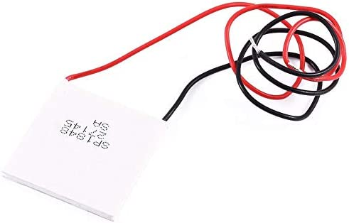Peltier - TEG 40x40mm 150 ℃ Thermoelektrischer Stromerzeuger Peltier SP1848-27145