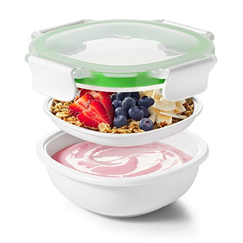 (OXO Good Grips On-The-Go Snack Container)