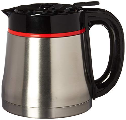 Hamilton Beach 88200 10 Cup Thermal Replacement Coffee Carafe Stainless Steel
