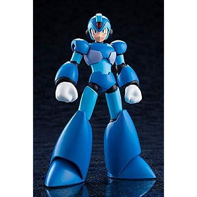 Mega Man X 1: 12 Scale Plastic Model Kit: Toys & Games