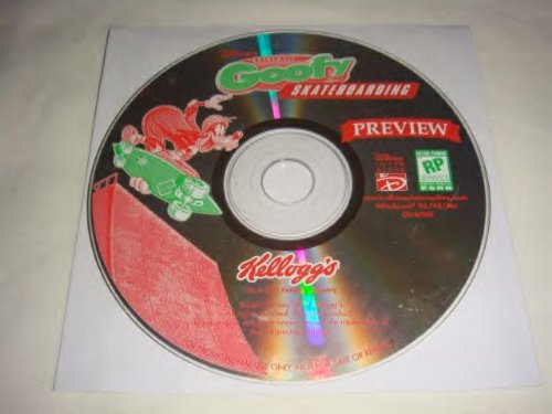 kelloggs-disneys-extremely-goofy-skateboarding-preview-disc-only-2001